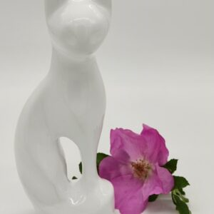 Simply Urns - Gilding - White Cat